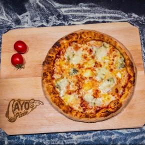 Pizza Quatro Fromaggi