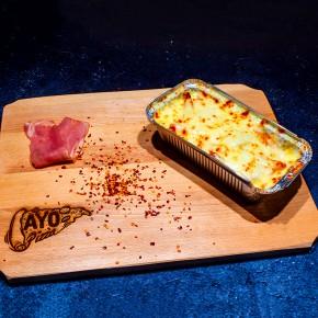 Cartofi cu sos de usturoi,...